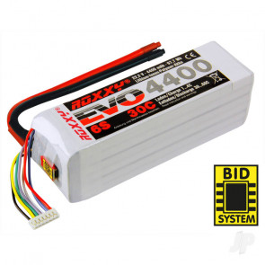 Multiplex LiPo ROXXY Evo 6-4400 30C