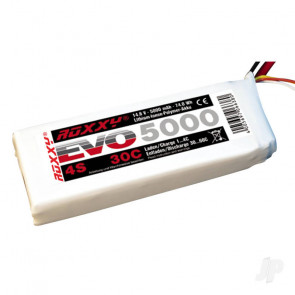Multiplex LiPo ROXXY Evo 4-5000 30C