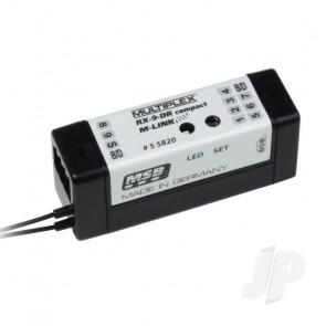 Multiplex Receiver RX-9-Dr Compact M-LINK 2.4GHz 55820
