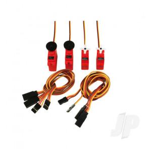 Multiplex Servo-Set BK Solius 65160