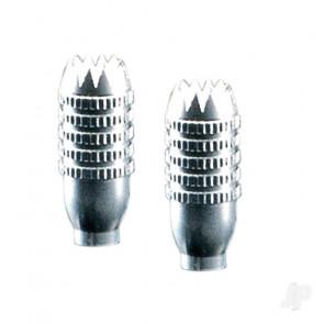 Multiplex Stick Aluminium silver short for ROYAL SX