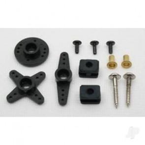 Multiplex Servo accessory pack, Tiny-S/Tiny-MG