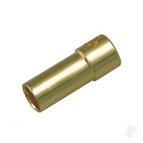 Multiplex 3.5mm female connector Gold 3pcs