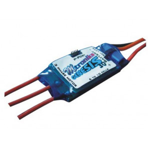 Mtroniks Genesis 30A Brushless ESC Speed Controller for RC Aircraft