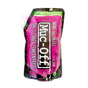MUC-OFF CLEANER CONCENTRATE 500ML POUCH