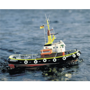 Neptune Tug Boat including Fittings 1:50 Scale Krick Robbe RC Model Kit