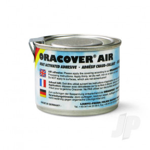 Oracover Air Film Adhesive Glue (0961) 100ml For RC Model Plane