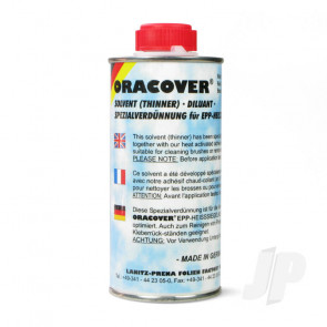 Oracover Thinners (For EPP Adhesive 0982) (0963) 250ml For RC Model Plane