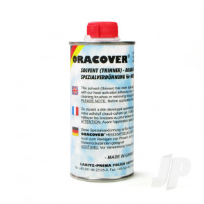 Oracover Thinners (For Adhesive 0960) 250ml For RC Model Plane