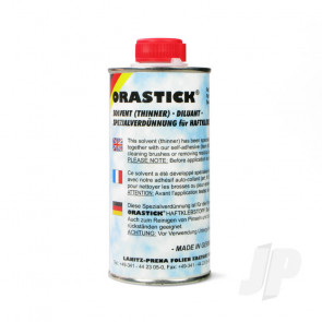 Oracover Orastick Thinners (For Adhesive 0970) (0990) 250ml For RC Model Plane