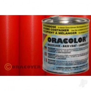 Oracover ORACOLOR for ORATEX Fokker Red (100ml)