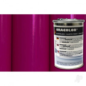 Oracover ORACOLOR 2-K-Elastic Varnish Fluorescent Power Pink (160ml)