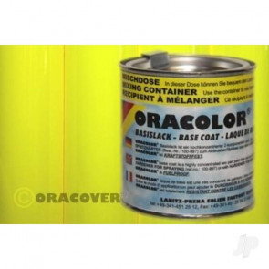 Oracover ORACOLOR 2-K-Elastic Varnish Fluorescent Yellow (160ml)