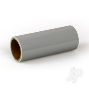 Oracover Oratrim Roll Light Grey (#11) 9.5cmx2m  Self-Adhesive Covering for RC Model Aircraft