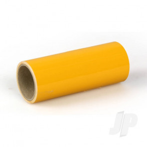 Oracover Oratrim Roll Cub Yellow (#30) 9.5cmx2m  Self-Adhesive Covering for RC Model Aircraft