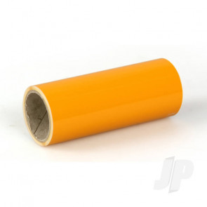 Oracover Oratrim Roll Golden Yellow (#32) 9.5cmx2m  Self-Adhesive Covering for RC Model Aircraft