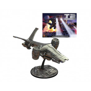Terminator 2 Aerial Hunter Killer Machine 1:32 Pegasus Hobbies Plastic Kit 9016