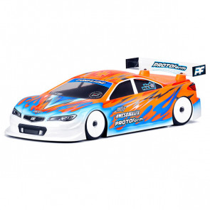PROTOFORM MS7 PRO-LITE WEIGHT BODYSHELL 190MM (CLEAR)