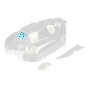 PROLINE PRE-CUT PHANTOM CLEAR BODY FOR TLR 8IGHT 3.0 For RC Car
