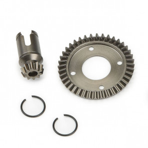 PROLINE PRO-MT 4X4 REPLACEMENT RING AND PINION GEARS For RC Car