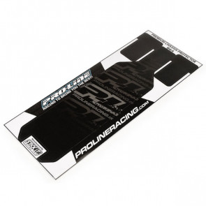 PROLINE BLACK CHASSIS PROTECTOR FOR ASSOCIATED B64