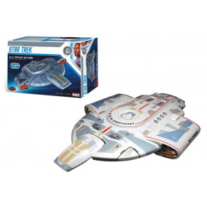 USS Defiant - Star Trek: Deep Space Nine 1:1000 Scale Polar Lights Plastic Kit