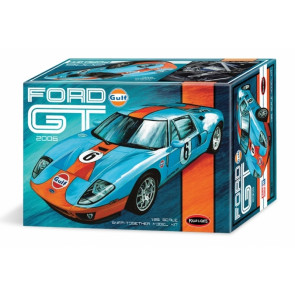 2006 Ford GT Gulf Car 1:25 Scale Polar Lights Plastic Kit