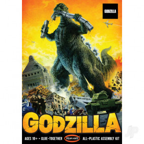 Polar Lights Godzilla Plastic Kit