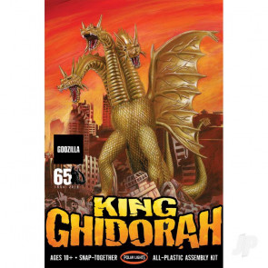 Polar Lights King Ghidorah (Snap) Plastic Kit