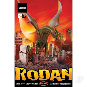 Polar Lights Rodan (Snap) Plastic Kit