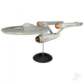 Polar Lights Star Trek TOS USS Enterprise Prebuilt (91.44 cm) Display Model