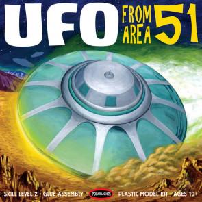 Polar Lights Area 51 UFO Plastic Kit