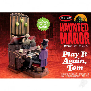 Polar Lights Haunted Manor: Play It Again, Tom! Plastic Kit
