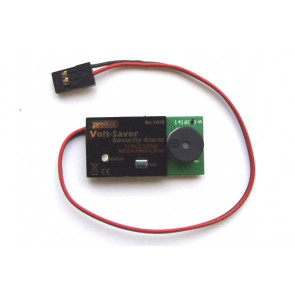 Battery Low Voltage Detector with LED & Audible Alarm 4-16.8V LiPo & 4.8-6V NiMh/NiCad