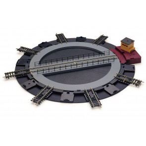 Motorised Electrically Operated Turntable R070 - Hornby Scale 00 Gauge