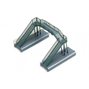 Hornby Accessories R076 Footbridge Kit - 00 Gauge Model Trains