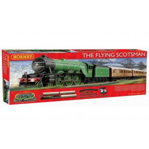 Hornby LNER Flying Scotsman Three Coach Train Set R1167 - Best Seller!