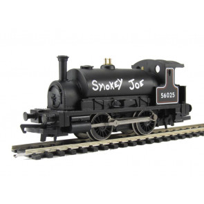 BR 0-4-0ST 'Smokey Joe' - Hornby RailRoad 00 Train R3064
