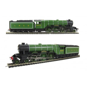LNER 4-6-2 Flying Scotsman A1 Class Loco, Green, DCC Ready - Hornby R3086