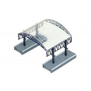 R334 Station Canopy Over-Roof Kit - Hornby Trains Accessories 00 Gauge