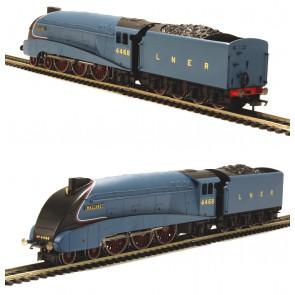 LNER 4-6-2 'Mallard' A4 Class - Hornby Railroad Locomotive R3371
