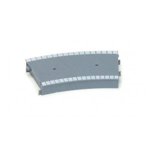 Hornby Accessories R463 Small Radius Curved Platform Section - 00 Gauge Trains