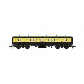Winston Churchill's Funeral Hearse, Era 5 - Hornby 00 Gauge Model Train Carriage