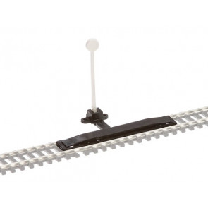 Hornby R617 Spring Loaded Track Uncoupling Ramp - 00 Gauge Model Trains