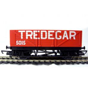 Hornby RailRoad - R6370 Tredegar Open Wagon - LWB 00 Gauge