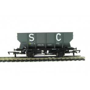 Hornby Trains - R6566 NE 20 Ton Hopper Freight Wagon - 00 Gauge