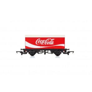 LWB Box Van,  Coca Cola - Hornby 00 Gauge