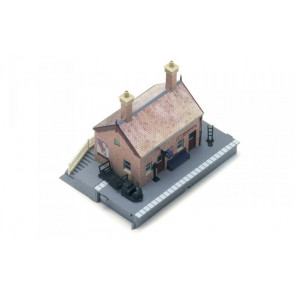 Waiting Room Kit  - Hornby 00 Gauge Accessories R8001
