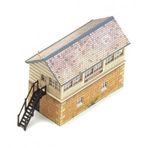 Hornby Accessories - R8005 Signal Box - 00 Gauge Model Trains