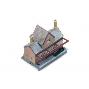 Booking Hall Kit - Hornby Accessories 00 Gauge Model Trains